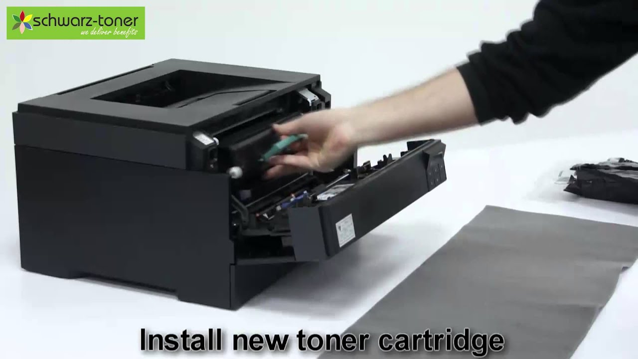 Dell 2330dn Toner Cartridge Replacement User Guide 593