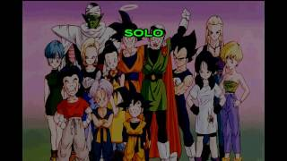 Dragon Ball Z El poder nuestro es karaoke sin voces mejor versión, NatyKar