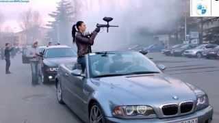 Bmw niszczy zlot Audi - BMW Уничтожил Audii 2017 Video