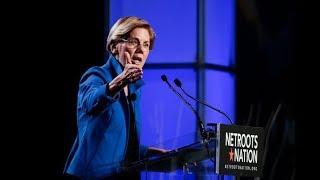 Elizabeth Warren: Dems Should Reject Centrism & Move Left
