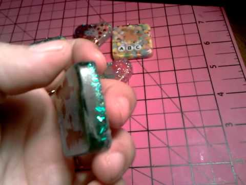 AHHH I Love these RESIN Pieces and Charm Update HEHEHEHE