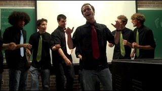 Love You Madly (UMass Amherst Doo Wop Shop A Cappella Group)