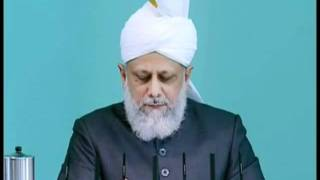 Urdu Friday Sermon 28th May 2010 - Islam Ahmadiyya