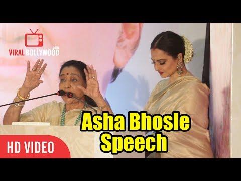 Asha Bhosle Gets 5th Yash Chopra Memorial...