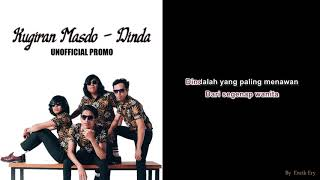 Kugiran Masdo   Dinda  Un Promo  With Lyrics   Youtube