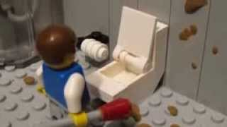 Lego popo disaster!!!