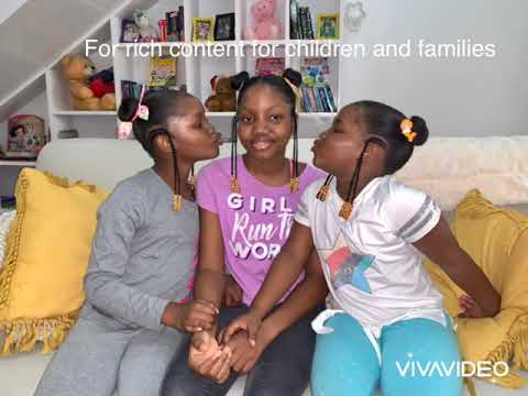 #sisterswhoinspireng .. children book review videos, inspirational , fun, educational and entertaing