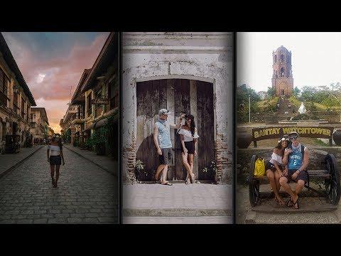 Vigan City, Ilocos Sur // World Heritage Site in Philippines