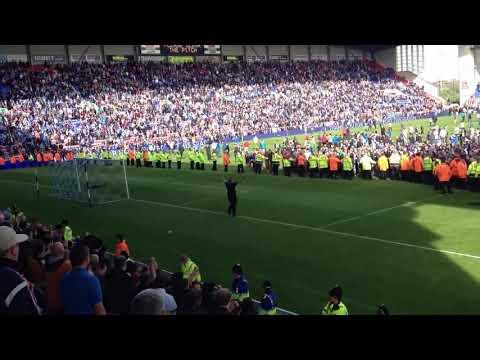 1 Wolves V 2500 Wigan Fans 😱