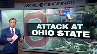 18-year-old named in attack at Ohio State University