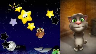 Bintang Kecil 🌟 | Lagu Anak Indonesia Populer - Kucing Tom bernyanyi
