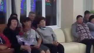 """Бердянск - санаторий Арктика(1) - """"Споёмте, друзья!"""" Вечерние посиделки с баяном"""