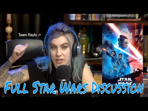 The Full Star Wars Review: Watched It While Lightly Shroomin'