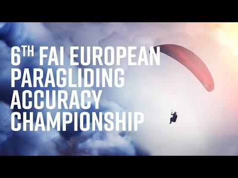6th FAI European Paragliding Accuracy Championship