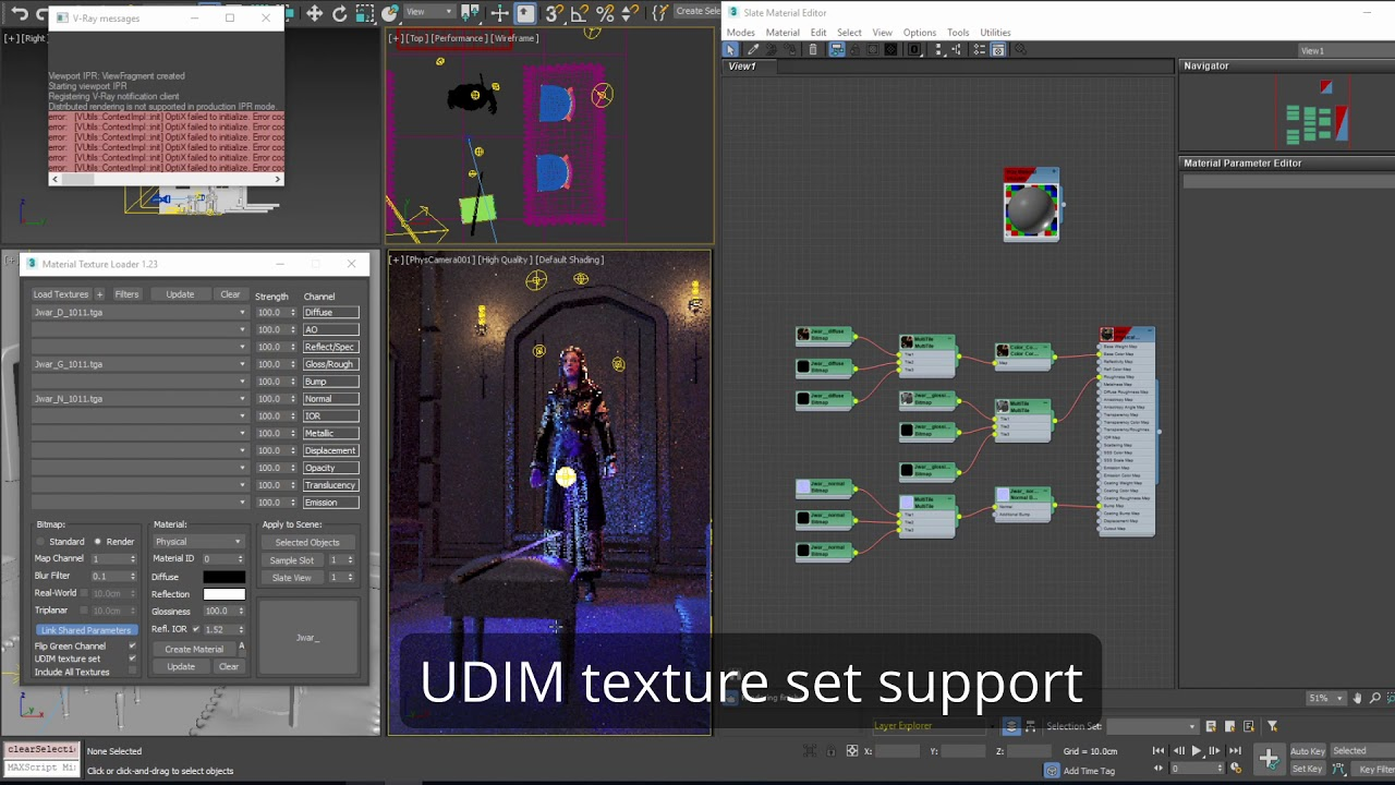 NEW UPDATE: Material Texture Loader 1.23