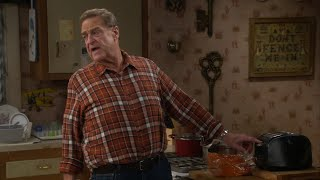 Dan Tells Darlene to Get Everyone Together for Thanksgiving - The Conners