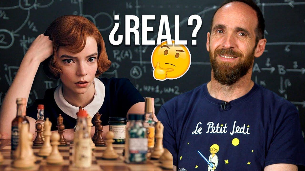 """La tesis de matemáticas que aparece en """"Gambito de Dama"""" ¿ES REAL?"""