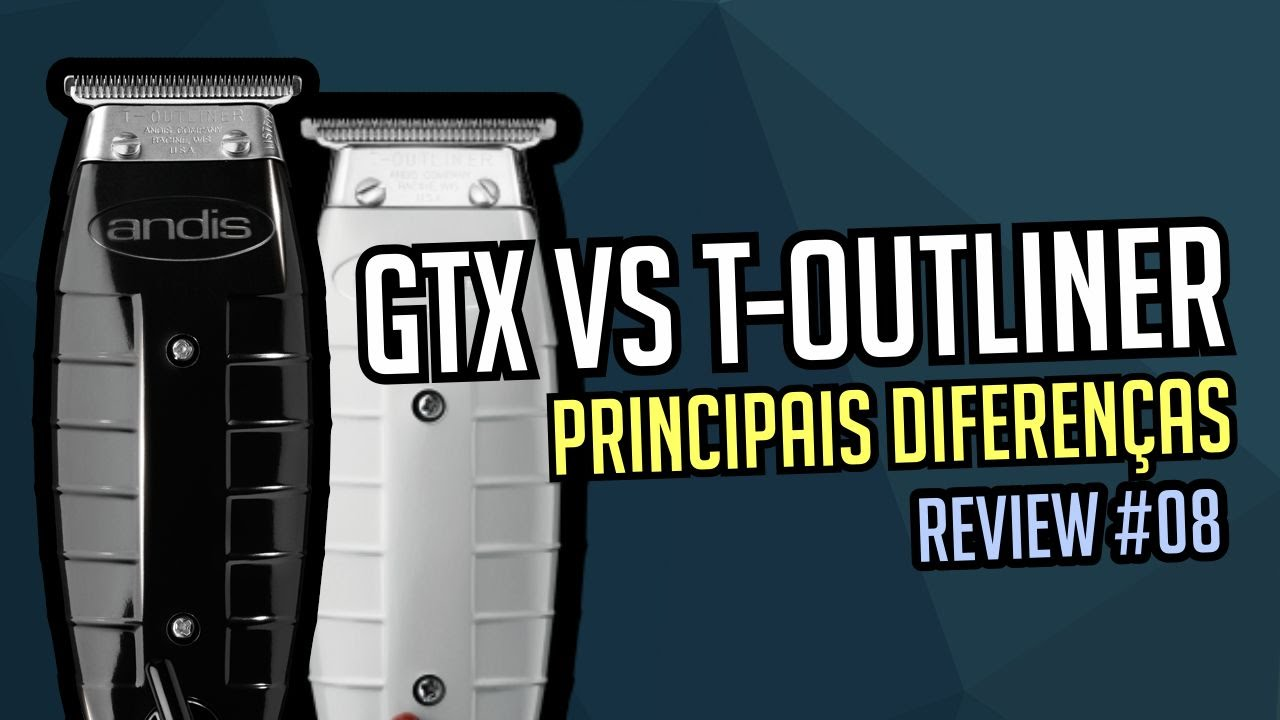 3a4630c35 GTX vs T-outliner - REVIEW #07 - YouTube