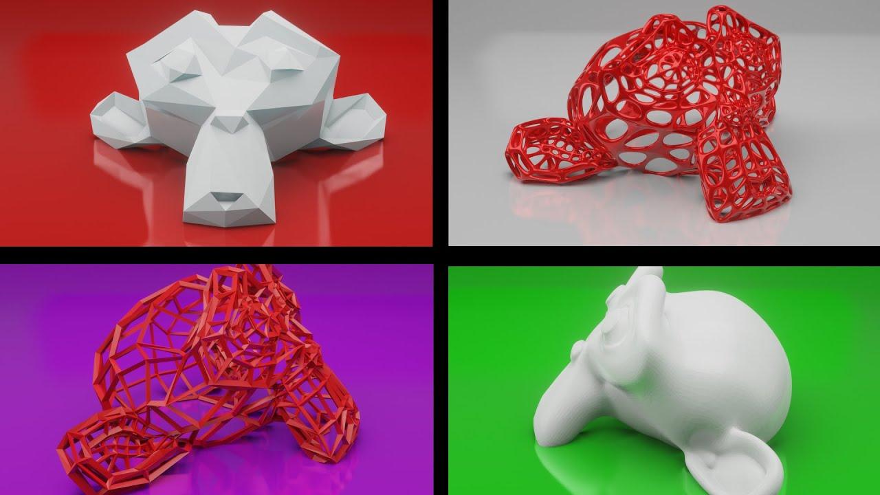 Customize Blender 2.8 for 3D Print Design (2020) - Easy Window Setup Tips & Tricks