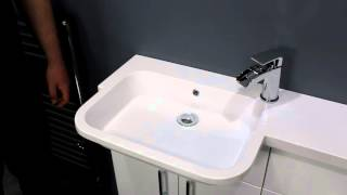 Toilet and Sink Combo for Small Bathrooms | Vanity Unit & Wc Unit