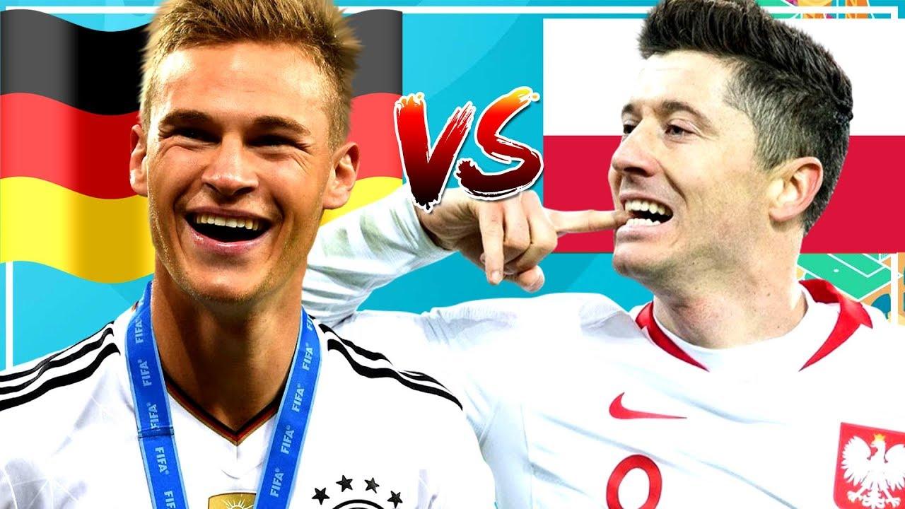 Spiel Polen Deutschland 2020