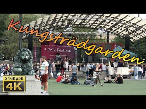 5 Folk Festival in Stockholm - Sweden 4K Travel Channel