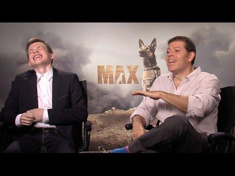 Josh Wiggins and Boaz Yakin Interview - Max
