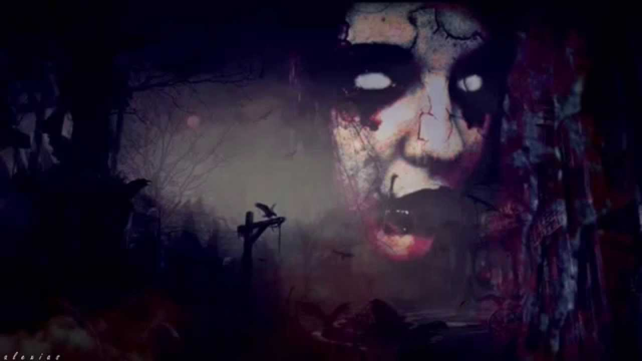 Creepy Halloween Music & Sounds // Night Of Horror - YouTube