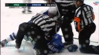 Joseph LaBate vs Jake Dotchin Jan 15, 2016