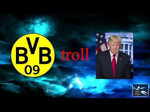 Dortmund troll Donald Trump - Goal Extra