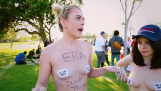 Equal Rights - Free The Nipple