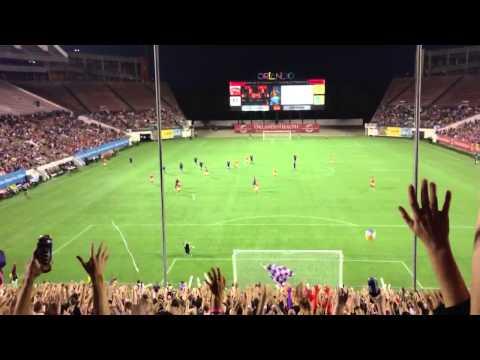 Orlando City Soccer chant