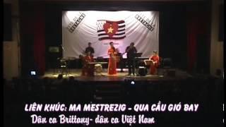 KBBV Gouel Breizh on Vietnamese Television channel HTV