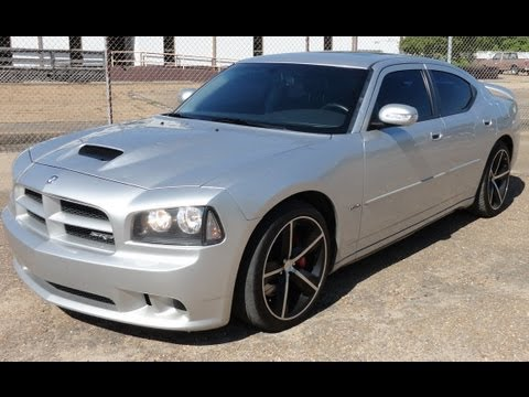 2006 Dodge Charger SRT8 Walkaround - YouTube