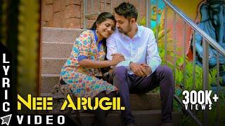 Nee Arugil Lyric Video | Thirudathey Papa Thirudathey (TPT) | Shalini, Saresh D7 | Ztish