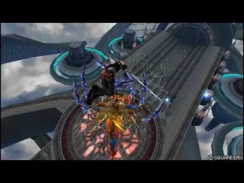 [Dissidia 012] Leon (KH Squall) vs Gilgamesh -Replay Edit-