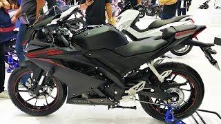 All new Yamaha R15 2017 black
