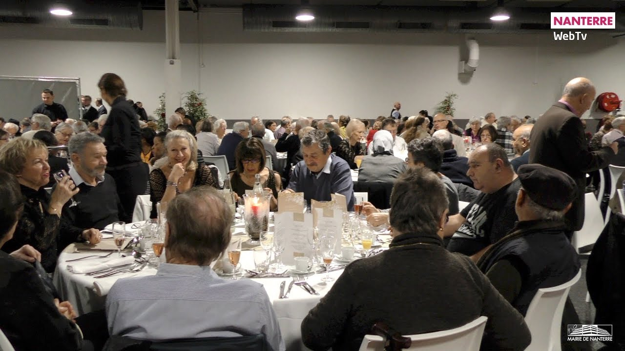 Banquet des Seniors