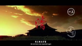 一次性带你看清中国版图变化 【100秒】
