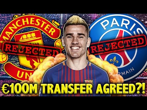 CONFIRMED: Barcelona Agree To Sign Antoine Griezmann For €100m?! | Transfer Talk