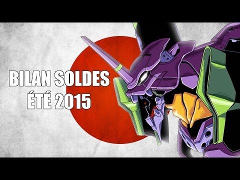 [Jeu Vidéo] Bilan Soldes Été 2015