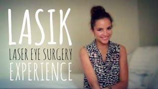 I Got Laser Eye Surgery : My Experience with LASIK MD Laser Eye Surgery - lx3bellexoxo ♡