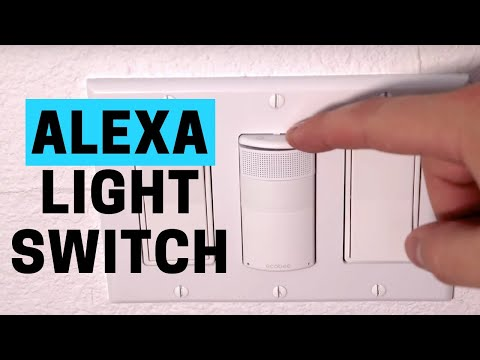 Ecobee Switch+ Review - Alexa living in your wall?