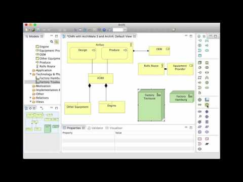 DMN  modeling with factories using ArchiMate 3