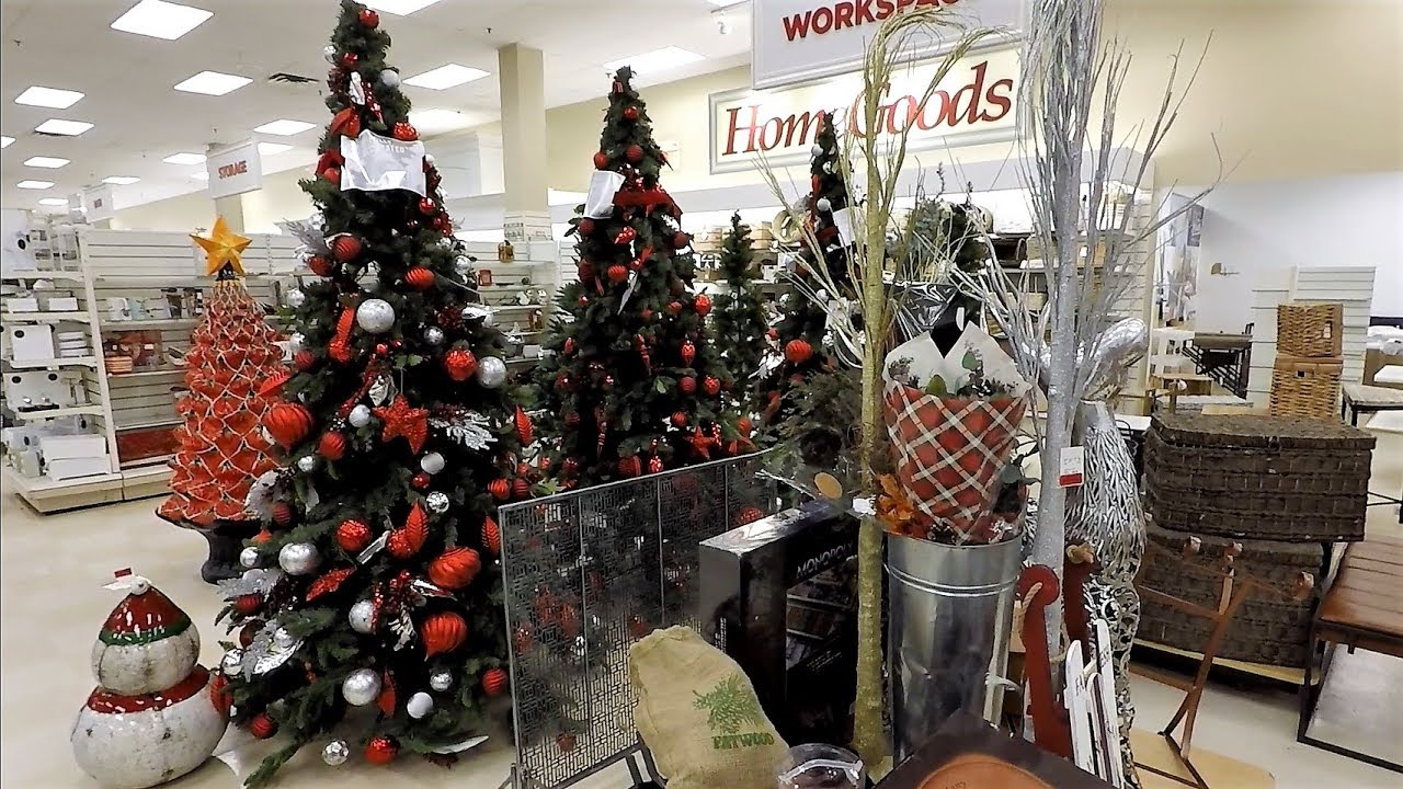Christmas Tree Clearance.Marshalls Home Goods After Christmas Clearance Sale Christmas Trees Decorations Ornaments Shopping