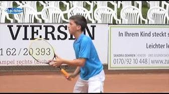 Tennisstars von Morgen schon heute in Mönchengladbach
