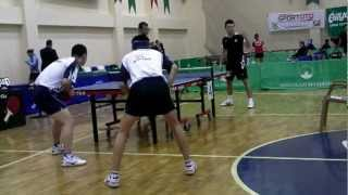 2011 2012 Sezonu IBB Beşiktaş Çiftler 1. set