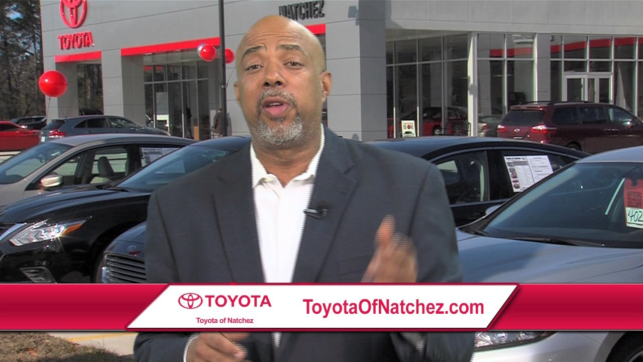 toyota of natchez used cars natchez ms 888 870 5672 01 17 commercial youtube. Black Bedroom Furniture Sets. Home Design Ideas