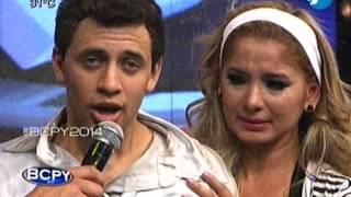 Josema y Marilina Vs Milva Gauto #BCPY2014 - 28-10-2014.
