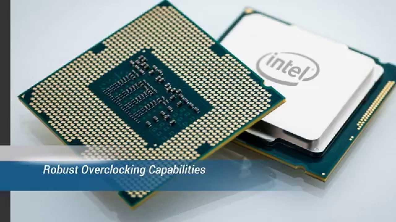 Сборка пк на базе процессора Intel Kaby Lake -Процессор INTEL Core .